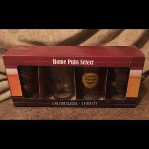 Home Pubs Select 16 OZ. Pint Glasses - NIB